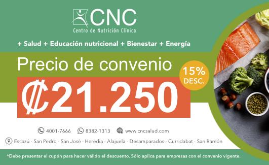 Nutrición CNC