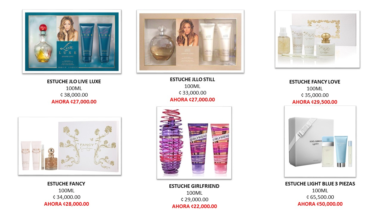 perfumes 8