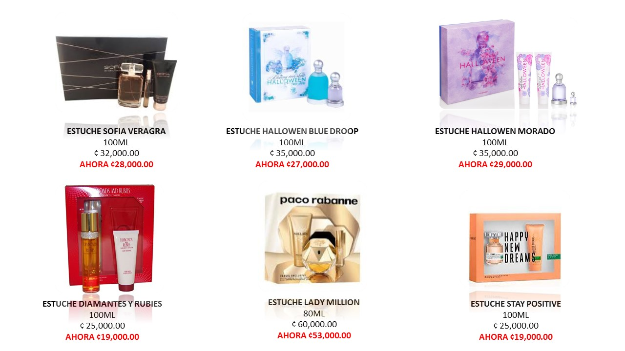 perfumes 3