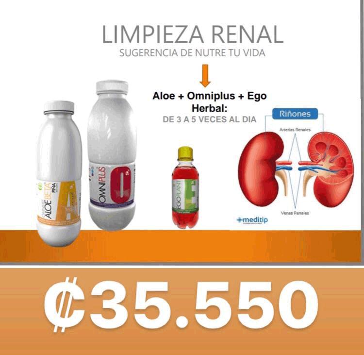 Limpieza-Renal