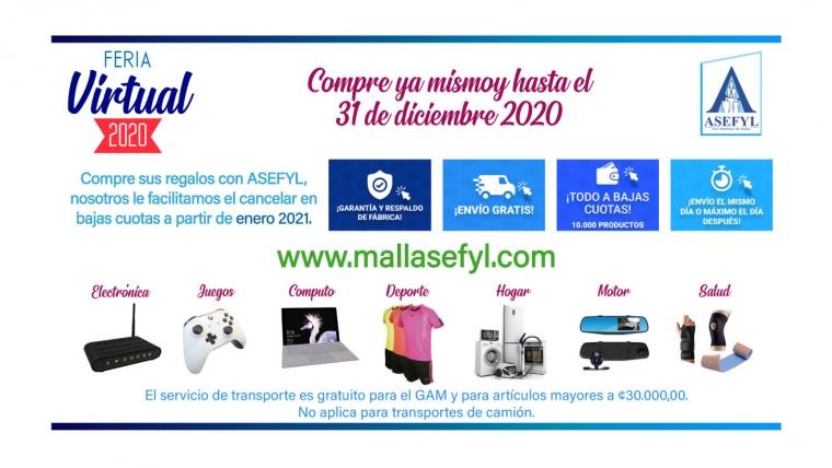 Feria Virtual de ASEFYL