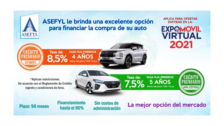 ASEFYL le brinda una excelente opción para financiar la compra de su auto